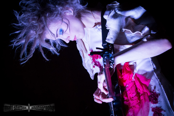 St Vincent - Matt Steffen - CincyMusic.com