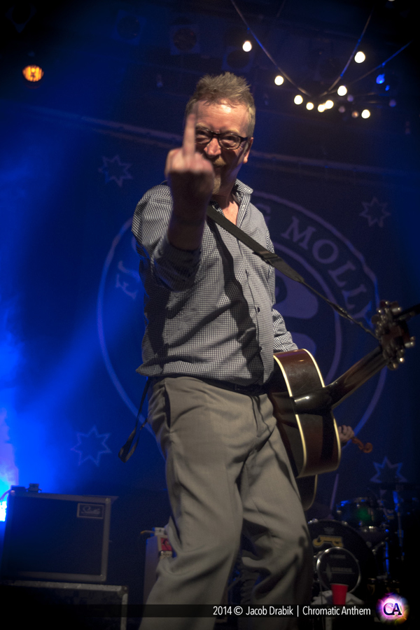 Flogging Molly - Chromatic Anthem - CincyMusic.com