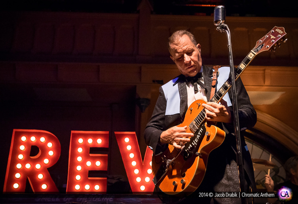 Reverend Horton Heat - Chromatic Anthem - CincyMusic.com