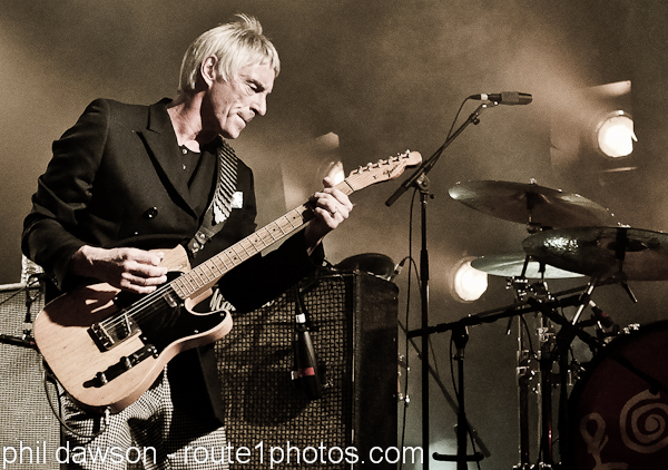 Paul Weller - Phil Dawson - CincyMusic.com