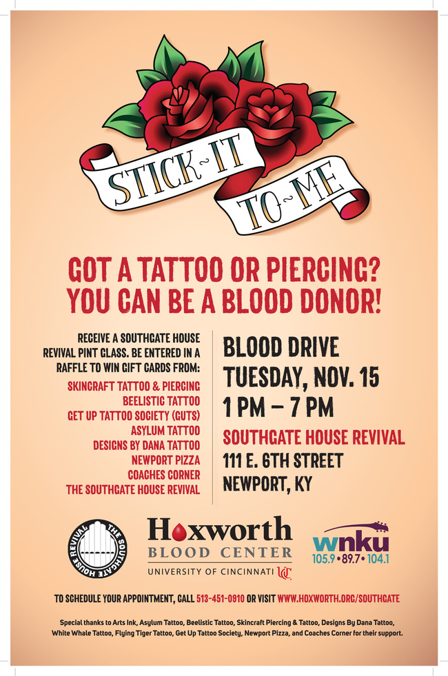 SGHR Blood Drive