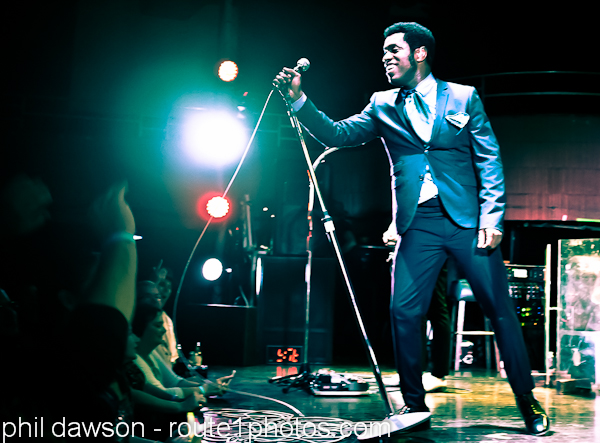 Vintage Trouble - Phil Dawson - CincyMusic.com